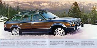 jeep eagle sx4 amc eagle the granddaddy of all crossovers yes i want one