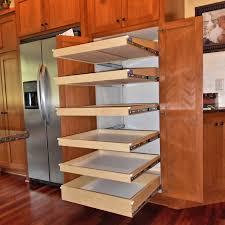 kitchen cabinet shelving ideas brilliant 10 kitchen cabinet slide out shelf cabinet soft close