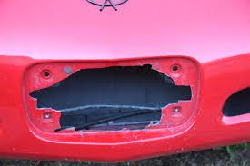 corvette mods c5 license plate cai mod z06vette com corvette z06 forum