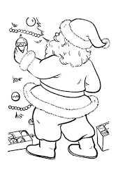christmas coloring pages coloringpagesonly com