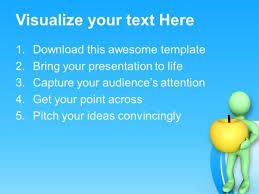 each apple contain multiple vitamin powerpoint templates ppt