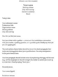 what should i say in a cover letter 6058
