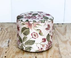 Floral Ottoman Floral Ottoman In And Out Sa