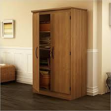 Wooden Armoire Wardrobe Wardrobes Sauder Wardrobe Armoire Clothes Storage Cabinet