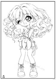 anime coloring pages free magic color book 4