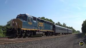 railfanning girard pa with csx geometry train big moe hornshow