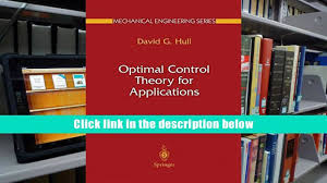 download ebook optimal control theory for applications