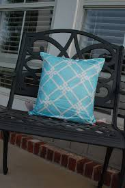 Fall Outdoor Pillows by Random Thoughts Of A Supermom Adding A Little Spring
