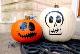 No Carve Pumpkin Decorating Ideas 40 No Carve Pumpkin Decorating Ideas For Kids
