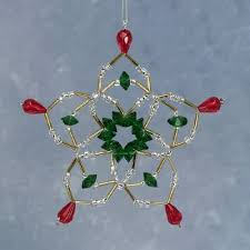 248 best bead ornaments tutorial images on