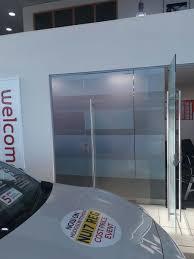 toyota garage case study garage refurbishment england clansman interiors