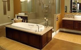 vasche da bagno legno vasca da bagno angolare con idromassaggio da incasso vasca