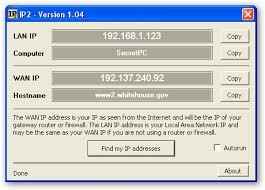 what is my up how do i find my ip address and other ip configuration information