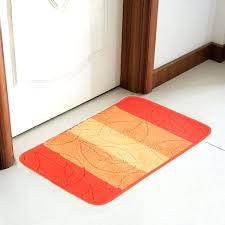 tapis pour cuisine tapis de cuisine orange et gris a s choc 1 socialfuzz me
