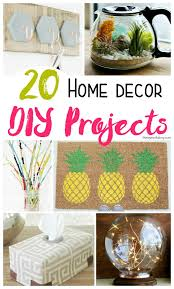 Craft Ideas For Home Decor Pinterest 43 Best Craft Ideas Images On Pinterest Art Crafts Bebe And