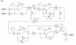 active subwoofer circuit