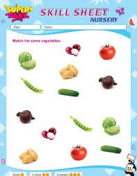 nursery worksheets free download