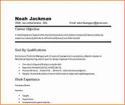 examples of a good objective for a resume updated updated good
