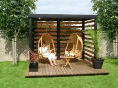 A Contemporary Garden Shelter From Jacksons Fencing A Timber - Backyard shelters designs