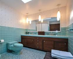 Mid Century Modern Bathroom Mid Century Modern Bathroom Tile Trendy Mid Century Modern