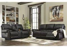 austere power reclining sofa austere gray 2 seat reclining sofa dbl rec loveseat w console