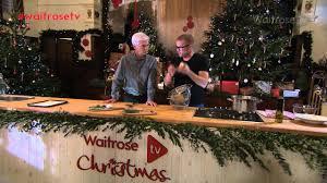 waitrose tv christmas show pt 1 heston u0027s ultimate roast