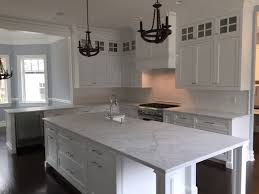 Work  Imperial Tile - Carrara backsplash