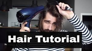 Kinds Of Hairstyles For Men by How To Style Mid Length Hair For Men L A New Kind Of Love Youtube