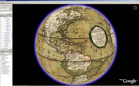 globe earth maps official world meets new on earth