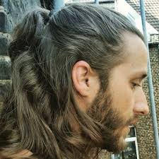 types of ponytails for men image result for ponytails men long hair long hairstyles