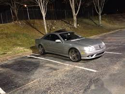 2003 mercedes amg for sale 2003 mercedes cl55 amg for sale barrington illinois