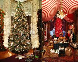christmas trees at luxury hotels around the world pursuitist in
