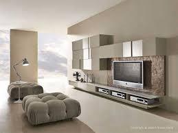 living room gray sofa tv wall white tv table brown rug black