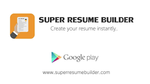 resume builder app for android super resume builder youtube