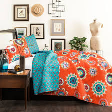 Orange Bed Sets Cat Bedding Sets Prints Lostcoastshuttle Bedding Set
