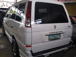 mitsubishi adventure 2017 mitsubishi adventure 2005 car for sale tsikot com 1 classifieds