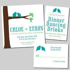 Love Bird Wedding Invitations Love Birds Wedding Invitation Set Printable Jpg 60 00 Via