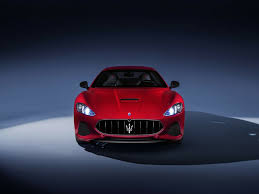 maserati granturismo sport wallpaper maserati granturismo sports car front view hd wallpaper