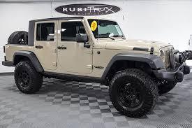 jeep sport black 2016 jeep wrangler sport mojave sand ext conversion