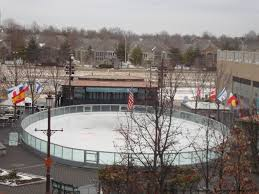 the ice at park place u2013 leawood ks rent portable ice skating rinks