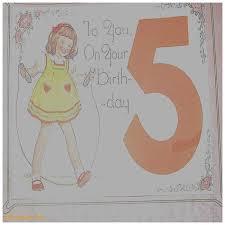 birthday cards fresh birthday card for 5 year free birthday
