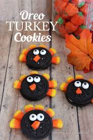 best 25 turkey cookies ideas on oreo turkey happy