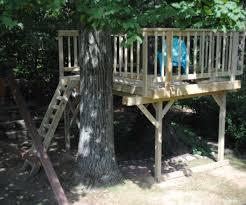 simple treefort 13 steps