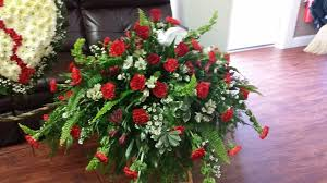 florist augusta ga roses casket spray in augusta ga s floral boutique