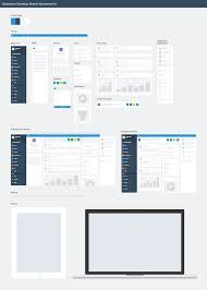 salesforce wireframe kits u2014 eli sebastian brumbaugh