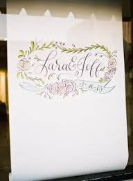 engraved wedding invitation calligraphy by wendy cook party
