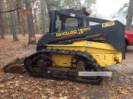 new holland skid steer tracks images