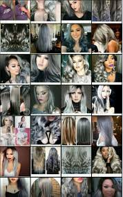 Two Tone Ombre Hair Extensions by Peruvian Ombre Hair 1b Grey Ombre Bundles 100 Remy Human Hair