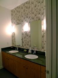 Powder Room Meaning Bathroom Cool Bathroom Accent Wall Tiles Private Residence Black