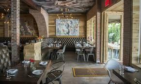 home design center miami the newest and brightest restaurants in miami s design